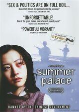 Summer Palace (DVD, 2008) Mandarin with German & English Subtitles, Rare, OOP