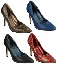 Scarpe da donna stiletto Anne Michelle con tacco alto (8-11 cm)