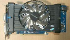 Gigabyte GeForce GTX 550TI GV-N550D5 192Bit 1GB GDDR5 PCIE Nvidia Video Card