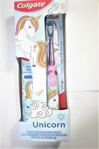 Colgate Unicorn Powered Toothbrush & Anticavity Fluoride Toothpaste
