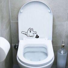 stickers simon's cat gatto adesivo tappo gatti cartoon auto moto bagno wc a0011