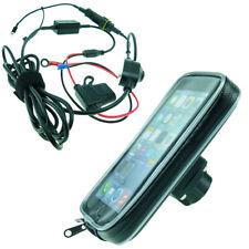 "High Power Hardwire Waterproof Case & 25mm / 1"" Socket fits iPhone XS"