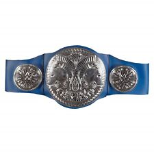 WWE SMACKDOWN TAG TEAM Championship Wrestling Cintura REPLICA Giocattolo Bambino Cintura Nuovo