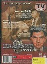 DRAGNET VOL. 2 - JACK WEBB - DVD - CLASSIC TV - NEW -