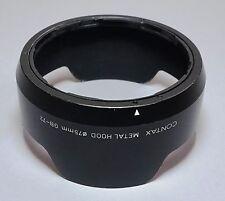 CONTAX 645 Camera Metal Lens Hood GB-72 Carl Zeiss Planar 80/2 Distagon 55/3.5