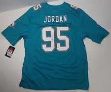 nike miami dolphins dion jordan #95 football jersey new with tags size
