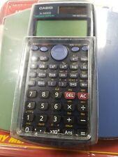 Casio FX-300ES Scientific Calculator Natural Display 3 Stylish Cover Colors.