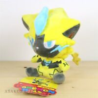 Pokemon Center Original POKEMON DOLLS Plush doll Zeraora Toy Japan