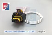 Connettore per sensore pressione gasolio carburante common rail Bosch Fiat Alfa