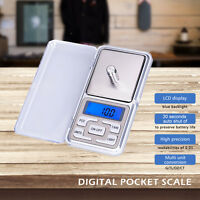 Balance électronique de Précision Mini 0.1g - 500g Pèse de Poche Scale Bijoux FR