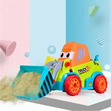 Construction Assembly Toy Car Excavator Truck Bulldozer Kids Learning Building
