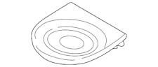 Genuine Nissan Lower Cover 16528-3S500