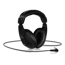 Behringer HPM1000 Black Multi Purpose Headphones DJ Disco Studio Music