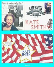 Kate Smith First Day Cover Type 3