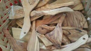 mestoli palette legno ulivo mestoli artigianali handmade