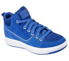 Skechers 882 RYL DOWNTOWN SUEDE SWEETS HIGHTOP Walking Sneakers Womens Size 10