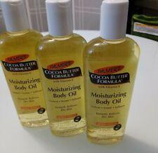 3x Palmers® Cocoa Butter Moisturizing Body Oil 8.5 fl oz each - FREE S&H!