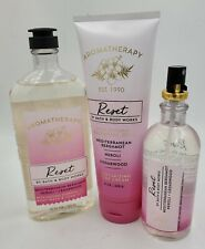 Bath & Body Works Aromatherapy Reset Set