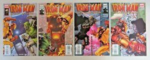 Iron Man Legacy of Doom #1-4 (2008) VF/NM Complete Dr. Doom Bob Layton Marvel