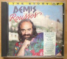 CD 3614 The Story Of DEMIS ROUSSOS Schlager K-tel 1987 Good bye my love good bye
