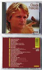 CLAUDE FRANCOIS - Claude Francois .. 20 Track Carrere CD TOP
