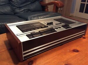 TANDBERG TCD310 Vintage Cassette Stereo Tape Deck