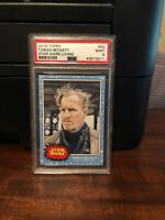 2019 Topps Star Wars Living Set Tobias Beckett #32 PSA 9 Mint
