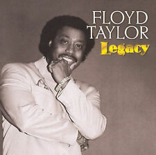 Floyd Taylor - Legacy - New Factory Sealed CD