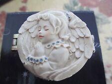 """SARAH'S ANGELS   TRINKET BOX """" LAUREN  """"  # 30890"""