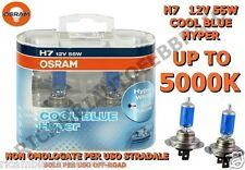 LAMPADE OSRAM H7 COOL BLUE HYPER LUCE BIANCA PER AUTO PEUGEOT 206 CC 09.00>