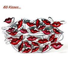 100 Kisses Sculpture by The Israeli Artist David Gerstein