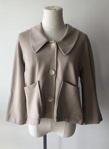 Mela Purdie stretch swing jacket size 10