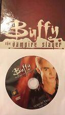 Buffy the Vampire Slayer - Season 2, Disc 6 REPLACEMENT DISC (not full season)