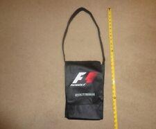 OFFICIAL FORMULA 1 RACING PROGRAMME SHOULDER BAG - PROGRAM BAG - RARE