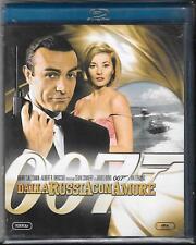 """Bluray """"007 - Dalla Russia con amore"""" Nuovo sigillato Fuori catalogo molto raro"""