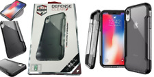 GENUINE X-DORIA DEFENSE GEAR SHIELD SHOCK ABSORBING CASE FOR IPHONE 7 8 7+ 8+