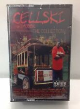 """Young Cellski AKA 2-Took: """"The Collection"""" ('00 Cassette) Bay Area - New/Sealed!"""