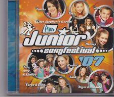 Junior Songfestival-07 cd album