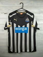 Newcastle United jersey medium 2014 2015 home shirt soccer football Puma