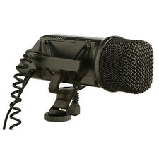 New Rode Stereo VideoMic Camera-Mounted Stereo Microphone with X/Y recording