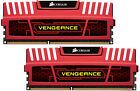 Corsair CMZ16GX3M2A1600C10R Vengeance 16GB 2x8GB DDR3-1600MHz RAM Memory