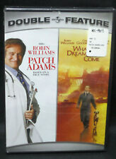 New Patch Adams/What Dreams May Come (Dvd Double Feature Box Set) Robin Williams