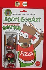 NEW Black Bart 88/100 LTD Teenage Mutant Ninja Turtles Nike Bootleg Bart Simpson
