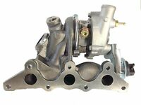 Turbolader Smart 450 599ccm A1600960499  mit Abgaskrümmer  SR 0047