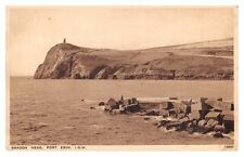 J Salmon Posted Collectable Isle of Man Postcards