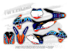 NitroMX Graphic Kit for KTM SX 85 SX85 2013 2014 2015 2016 2017 Decals Motocross