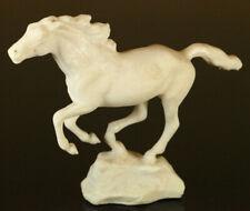 1960-s SOVIET UNION HARD PLASTIC GALALITH SCULPTURE FIGURINE - HORSE
