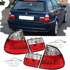 Arrière DEL Feux Arrière ROUGE-CLAIR POUR BMW E46 98-05 series 3 Touring Lampe Fanale