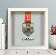 London Marathon Medal Frame Personalised - A unique gift!
