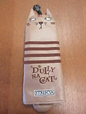 """NEW !!! DULLY NA CAT ANIMAL CAT GOLF FAIRWAY WOOD  HEAD COVER """" STRISCIA """""""
